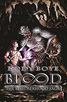 Blood (The Brotherhood Saga Book 1) by [Boye, Kody]