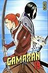 Gamaran, tome 19 par Nakamaru