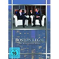 Boston Legal - Die komplette Serie