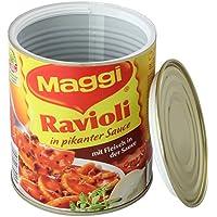 "HMF 1722706 Hucha oculta, diseo de lata de ""Maggi Ravioli"", 12,0 x 10,0 cm"