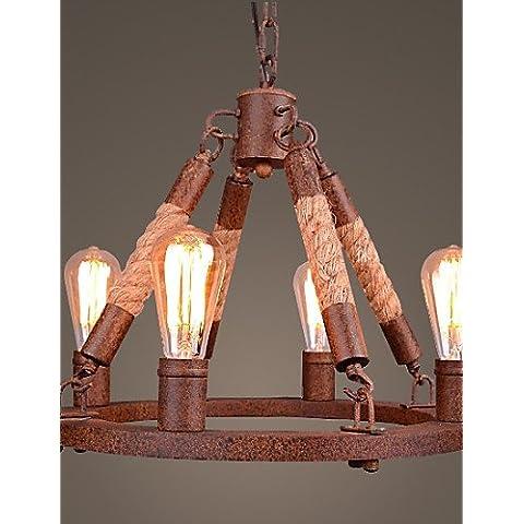 HOUSE lampadario - mini stil - tradizionale-classico/Vintage/retrò/rustico