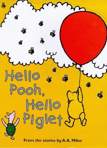 Hello Pooh, Hello Piglet : tab index book