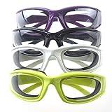 Vasos De Cebolla Cortar Las Cebollas Anti Irritación Anillo Interno De Esponja Gafas De Protección