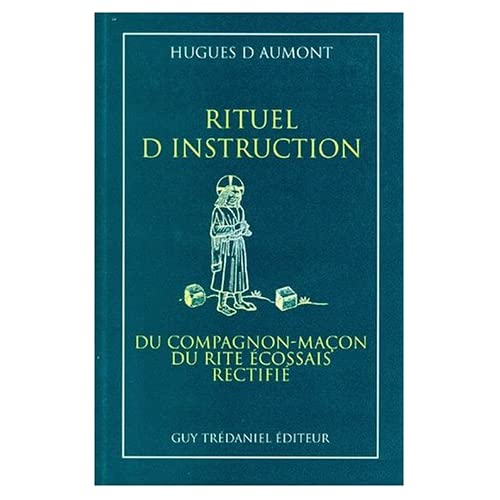 COMPAGNON RITUEL D'INSTRUCTION MACON (RER)