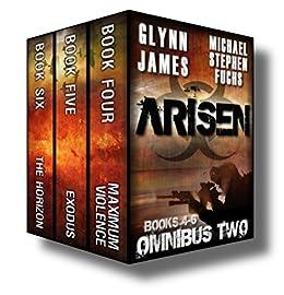ARISEN, Omnibus Two by [Fuchs, Michael Stephen, James, Glynn]