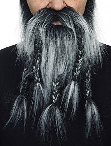 ger- oder Zwergen Bart (Salz-und Pfeffer-halloween-kostüme)