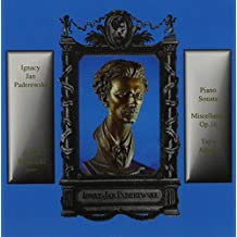 Piano Sonata Op 21 / Serie De Morceaux Pour Piano by I.J. Paderewski (1997-05-13)