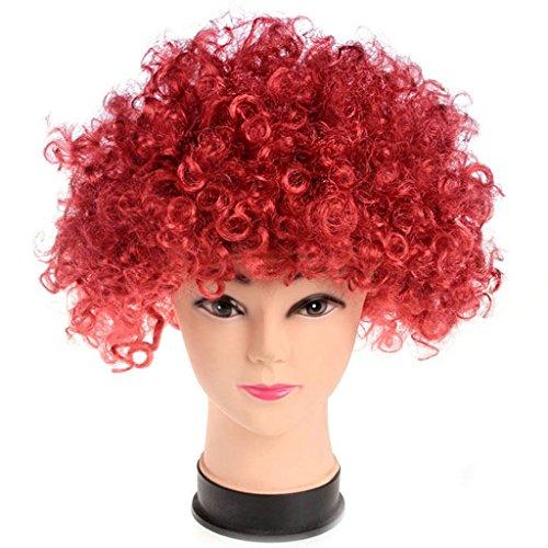 equisiten Farbe Explosion Kopf Leistung Kopfbedeckung Kopfschmuck ( Farbe : B ) (Tun Halloween Zombie Make-up)