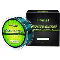 KastKing Línea de Pesca Monofilamento - Fuerte y resistente a la abrasión Mono Line - 275M / 550M