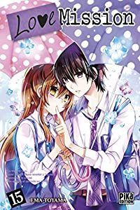 Love Mission Edition simple Tome 15