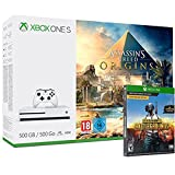 Pack Xbox One S 500 Go Assassin's Creed Origins + PlayerUnknown's Battlegrounds