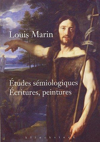 Etudes sémiologiques : Ecritures, peintures