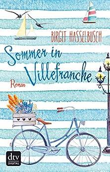 Sommer in Villefranche: Roman