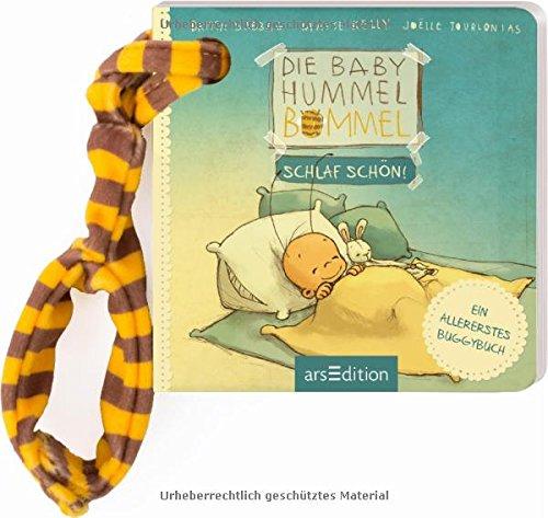 Die Baby Hummel Bommel - Schlaf schön!: Ein allererstes Buggybuch