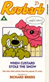 Roobarb & Custard - When Custard Stole the Show [VHS] [1974]