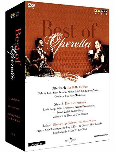 Best of Operetta [3 DVDs]