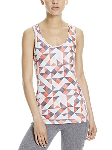 Bench - Core Tank B Top, Donna, Core Tank B, Dusty Red, M