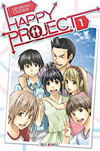 Happy Project Edition simple Tome 1