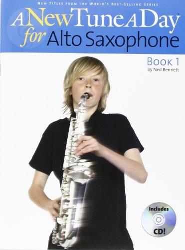 A New Tune A Day: Trumpet/Cornet - Book 1 (CD Edition): Alto Saxophone