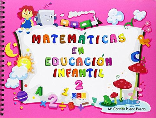 Matemáticas, 2 Educación Infantil por María Carmen Puerta Puerta