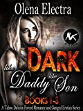 Dark Like Daddy, Like Son (Books 1 - 3): A Taboo Dubcon Forced Romance MFM Slave Training DP Ménage Erotica Series (English Edition)