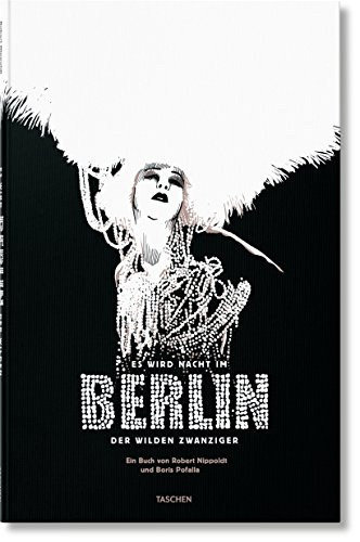 Night Falls on the Berlin of the Roaring Twenties (Roaring Twenties Thema)