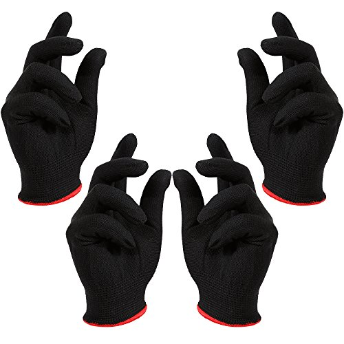 Lictin 4* Hitzeschutzhandschuh für Lockenstäbe
