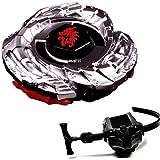 Rapdity Kreisel für Beyblade L-Drago Guardian Metall Fusion Metal Masters 4D Kampfkreisel inkl