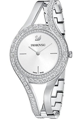 Swarovski Damen-Uhren Analog Quarz One Size Edelstahl 87434591