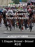 Radsport: 106. Tour de France 2019 - 1. Etappe: Brüssel - Brüssel