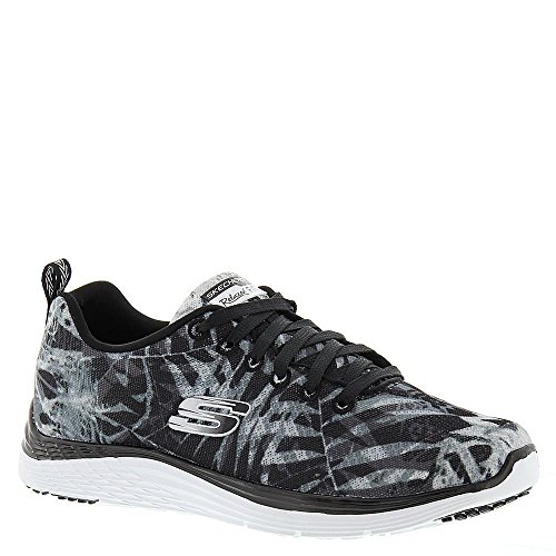 Skechers Valeris Mai Tai, Chaussures de Running Compétition femme Noir