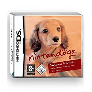 Nintendogs – Dachshund & Friends