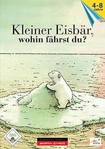 Kleiner Eisbär - Wohin fährst du?