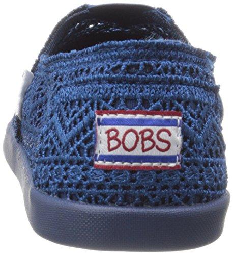 Bobs De Skechers Bobs mondiale Slip-on Flat 80 Navy