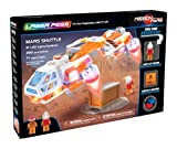 Laser Pegs 18003 Mars Shuttle, Mixed