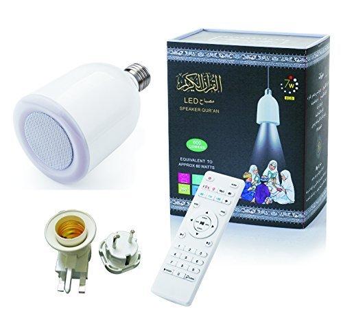 xhaiz LED Lautsprecher Koran Lampe für Muslim