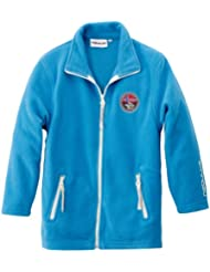 Nebulus Norways II - Chaqueta de forro polar para niño, color azul azul azul Talla:14 - 16 años (164 cm)