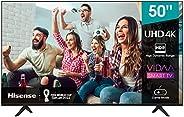 Hisense 50 inch 50A6GE UHD SMART TV(2021) HDR 10/HLG Wifi(2.4GHZ) Bluetooth5.0 DLNA HDCP Version H.265 decoder