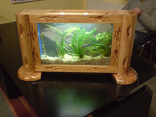 Aquarium-Office Desktop-70, Schreibtisch-Aquarium,Tisch-Aquarium - 3