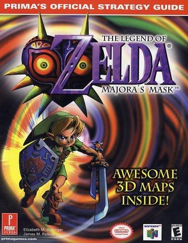 Legend of Zelda: Majora's Mask - Official Strategy Guide