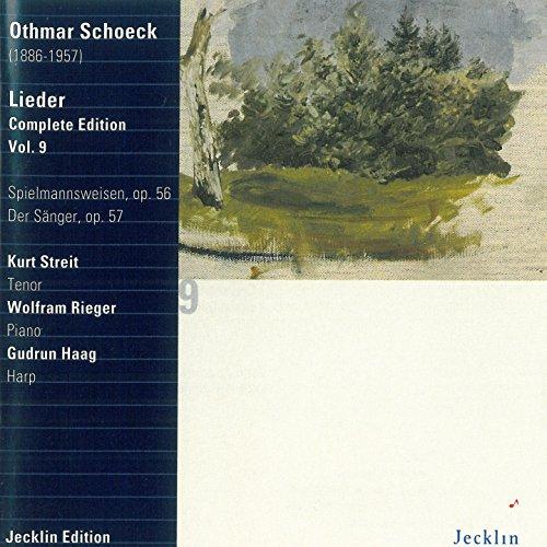 Der Sänger, Op. 57: No. 6, Rechtfertigung