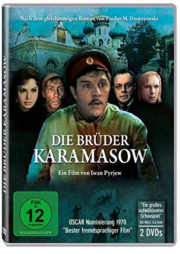 Bild von Die Brüder Karamasow (2 DVDs)