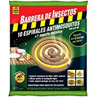 Compo 2195202011 Barrera de Insectos Espiral, 17x11x1.5 cm