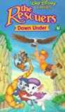 The Rescuers Down Under (Disney) [VHS] [1991]