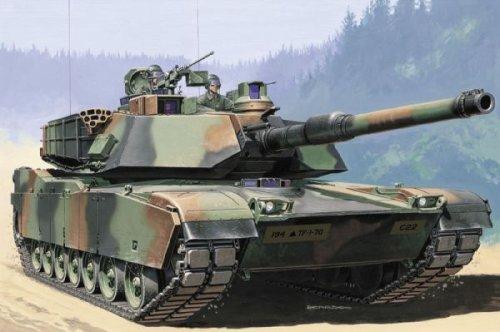 Italieri M1 A2 Abrams 1:35
