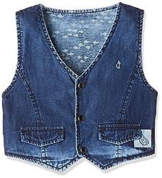 Gini & Jony Boys Coat (121246515062 6000 STONE WASH(6000) 12)