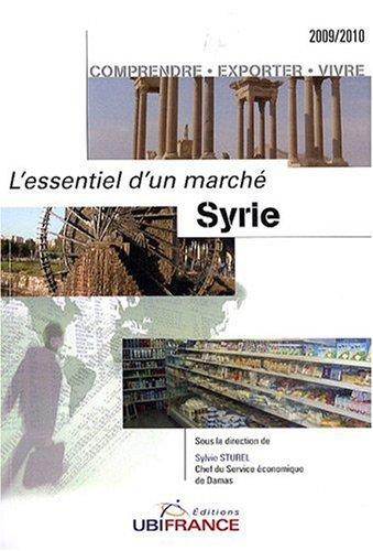 Syrie par Sylvie Sturel
