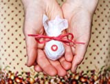Seedball Gastgeschenk mit Herz, hubabuba
