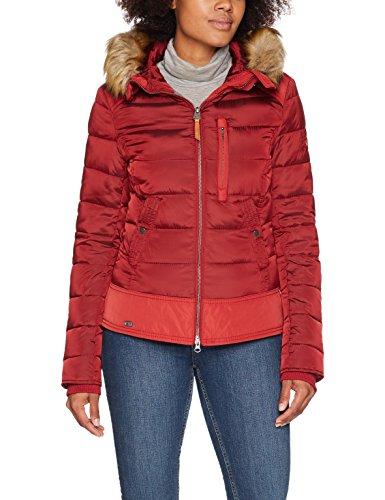 Camel Active Womenswear Damen Jacke 330280, Rot (Red 50), 38