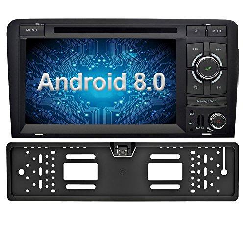 Ohok 7 Pulgadas 2 DIN Autoradio Android 8.0 Oreo Octa Core 4GB...
